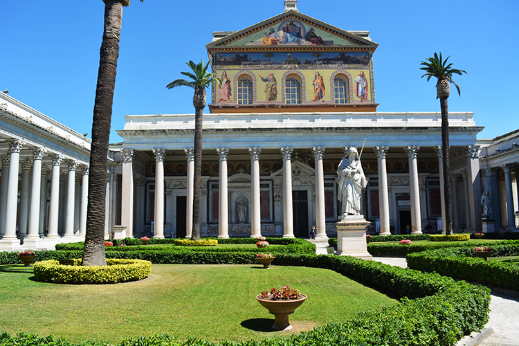 Basilica San Paolo, Rome 2