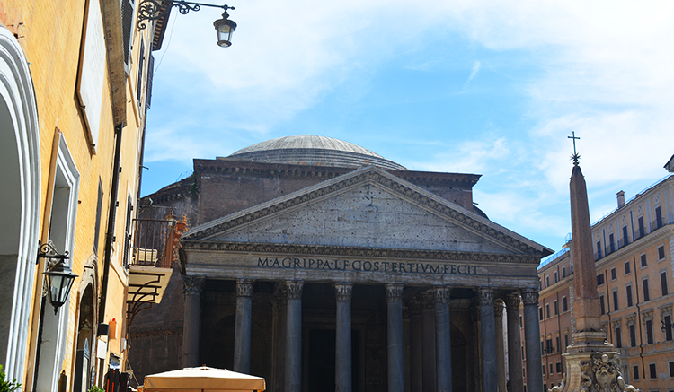 Pantheon, Rome, Holiday and Trips