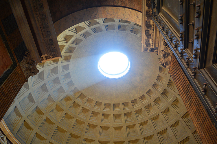 Pantheon, Rome, Holiday and Trips, Oculus