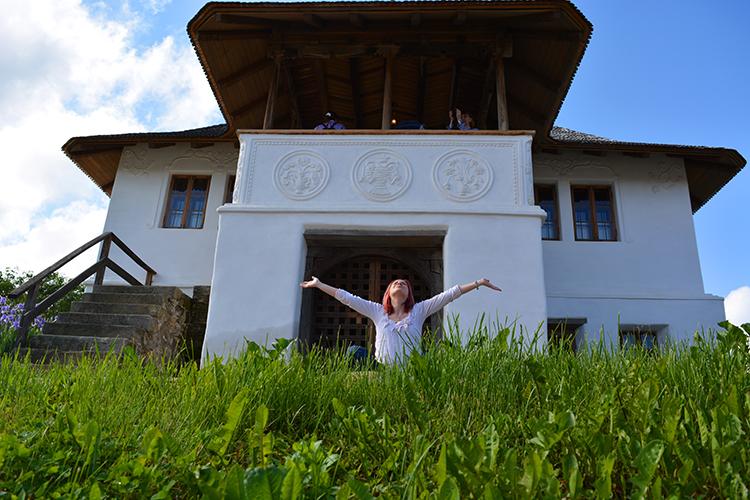 Blazonry House in Chiojdu, Buzau, Romania