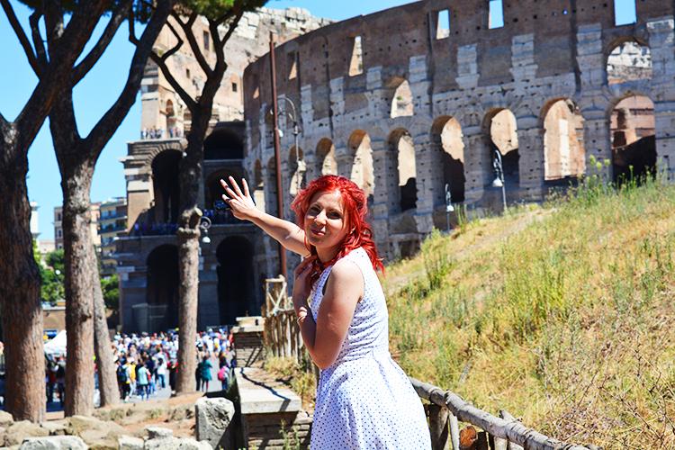 Colosseum – amfiteatrul antic din Roma