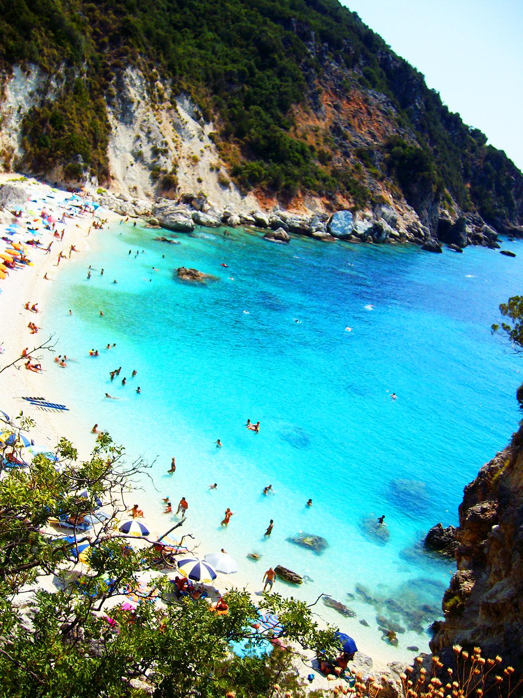 Plaja Agiofili, Lefkada, Vacanta si Calatorii, Viata ca o vacanta
