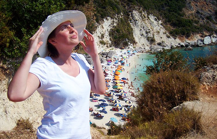 Agiofili White Beach, Lefkada island, Holiday and Trips, Living life like a Holiday