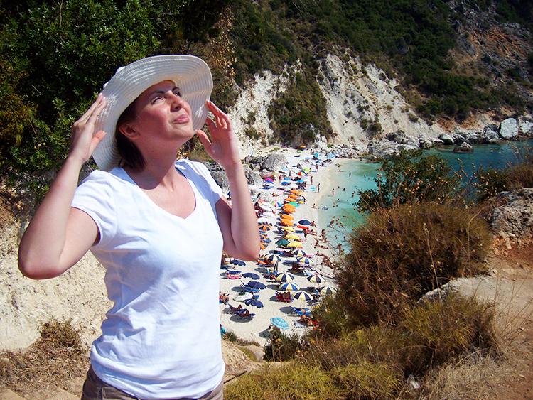 Agiofili White Beach, Lefkada island, Holiday and Trips, Living life like a Holiday