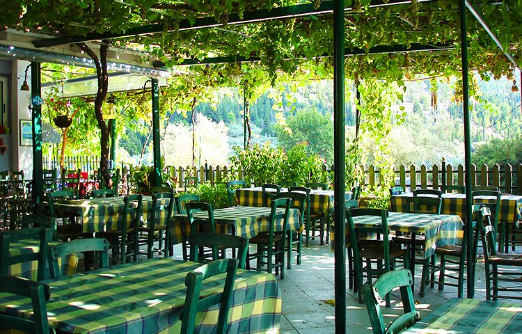 Sesoula Taverna, Dragano, Lefkada Holiday and Trips