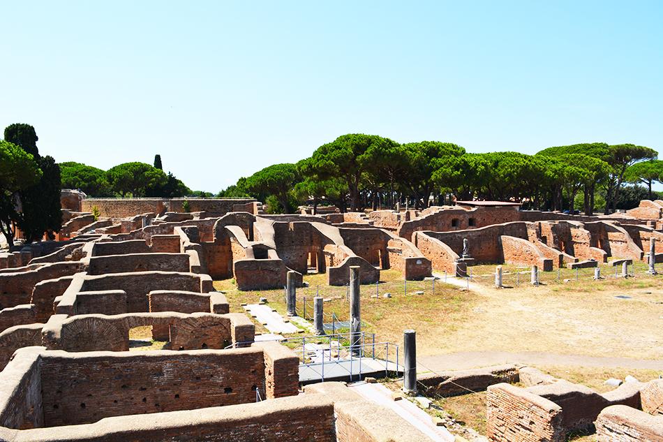 Ostia Antica, Roma, Vacanta si Calatorii, Viata ca o vacanta!