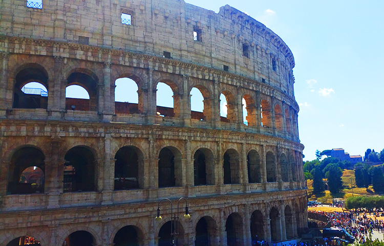 Rome Holiday and Trips