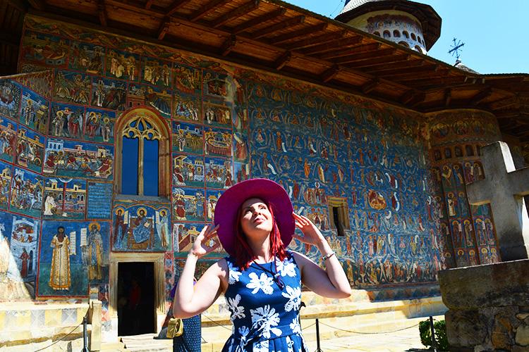 The most beautiful monasteries in Moldova, Romania