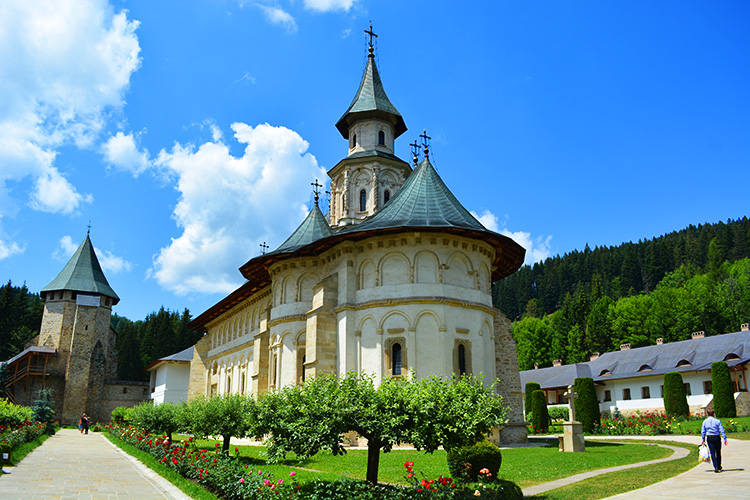 Manastirea Putna, Bucovina