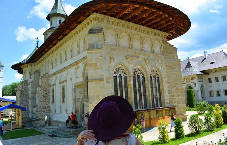 Putna Monastery, Bucovina, Romania | The tomb of Stephen the Great