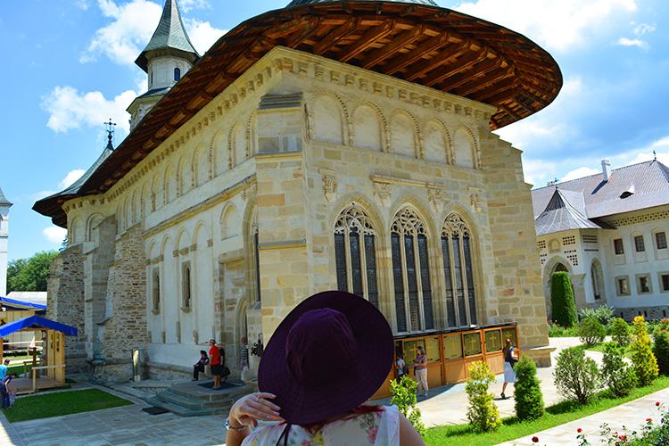 Putna, Bucovina, Romania | Mormantul lui Stefan cel Mare
