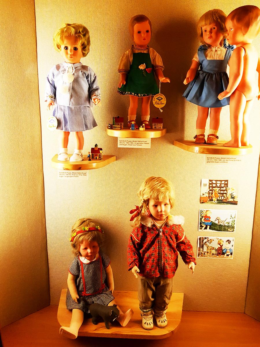 Kathe Kruse Muzeul Papusilor, Donauworth, Germania