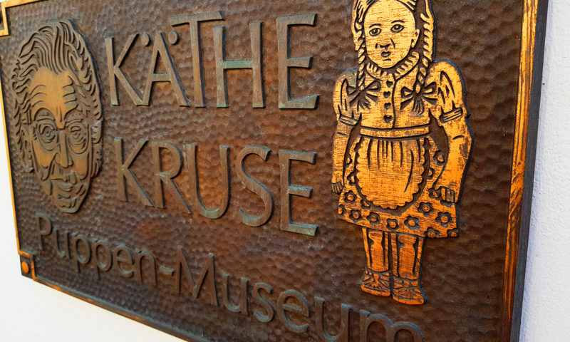 Kathe Kruse Doll Museum, Donauworth, Germany