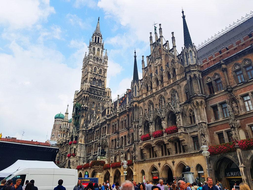Marienplatz St. Mary's Square