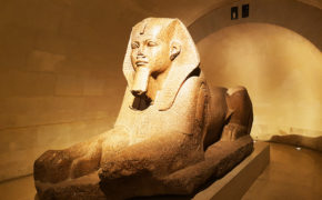 Great Sphinx of Tanis, Louvre, Paris