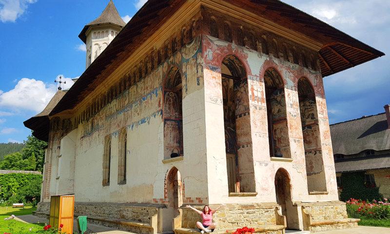 Manastirea Moldovita, Bucovina, Romania