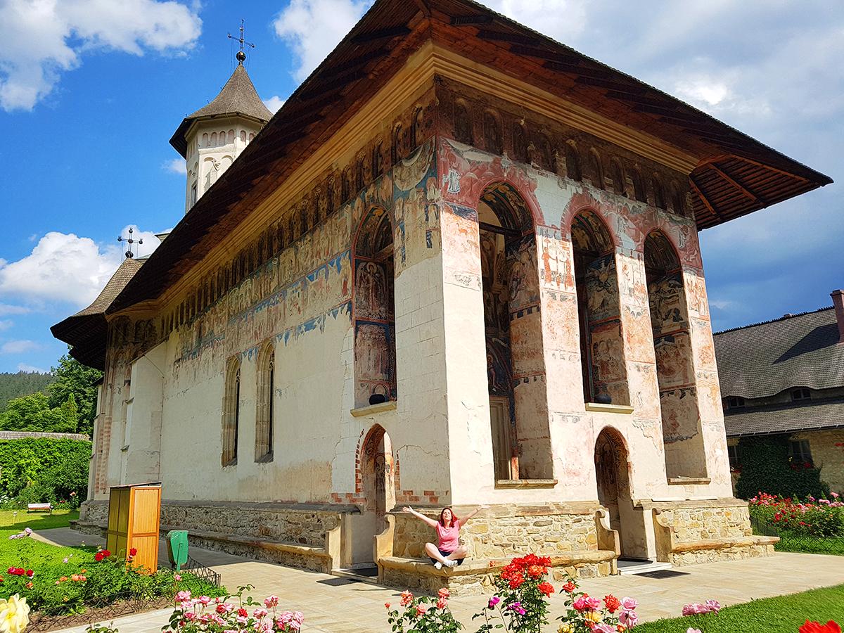 Moldovita Monastery, Bucovina Painted Monasteries