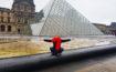 Top Masterpieces, The Louvre Pyramid Paris 2