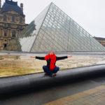 Piramida de la Luvru, Paris Capodopere la Luvru