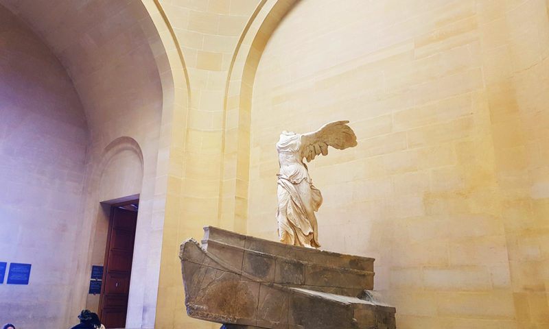 Winged Victory of Samothrace, Louvre