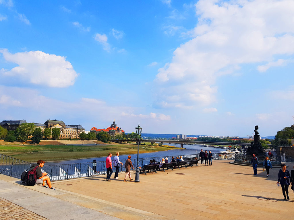 Valea Elbei, Dresda, Germania