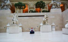 Cour Marly, Luvru, Paris