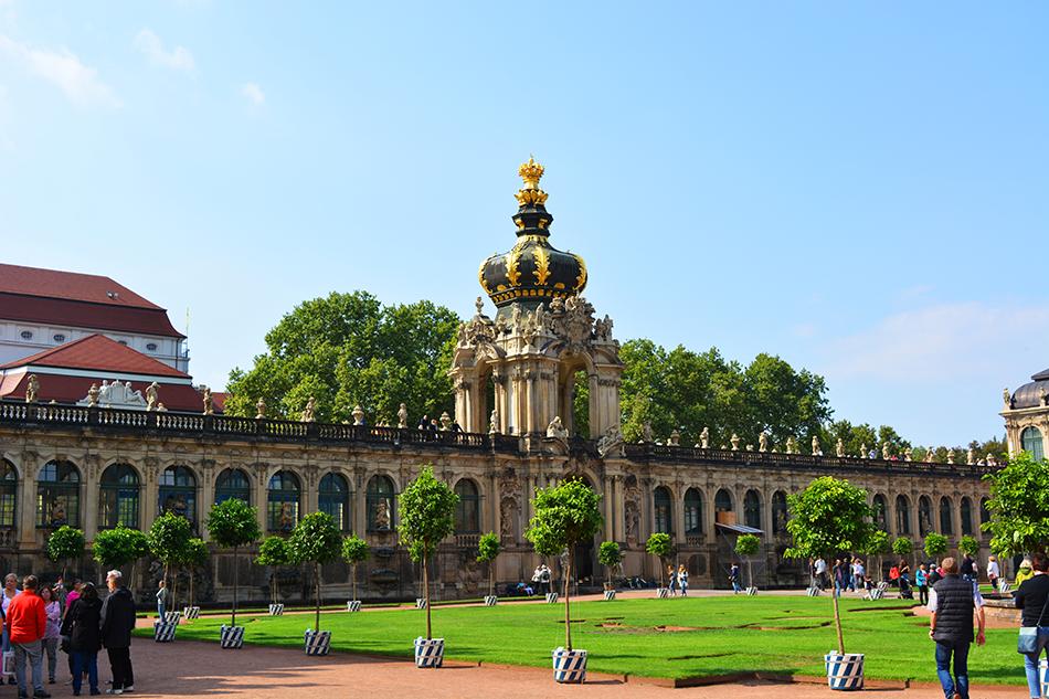 Zwinger, Dresden, Germany
