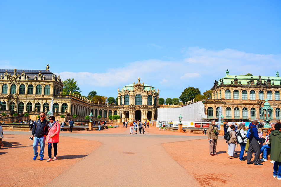 Zwinger Palace, Dresda