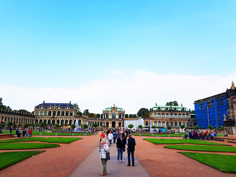 Zwinger Palace, Dresda