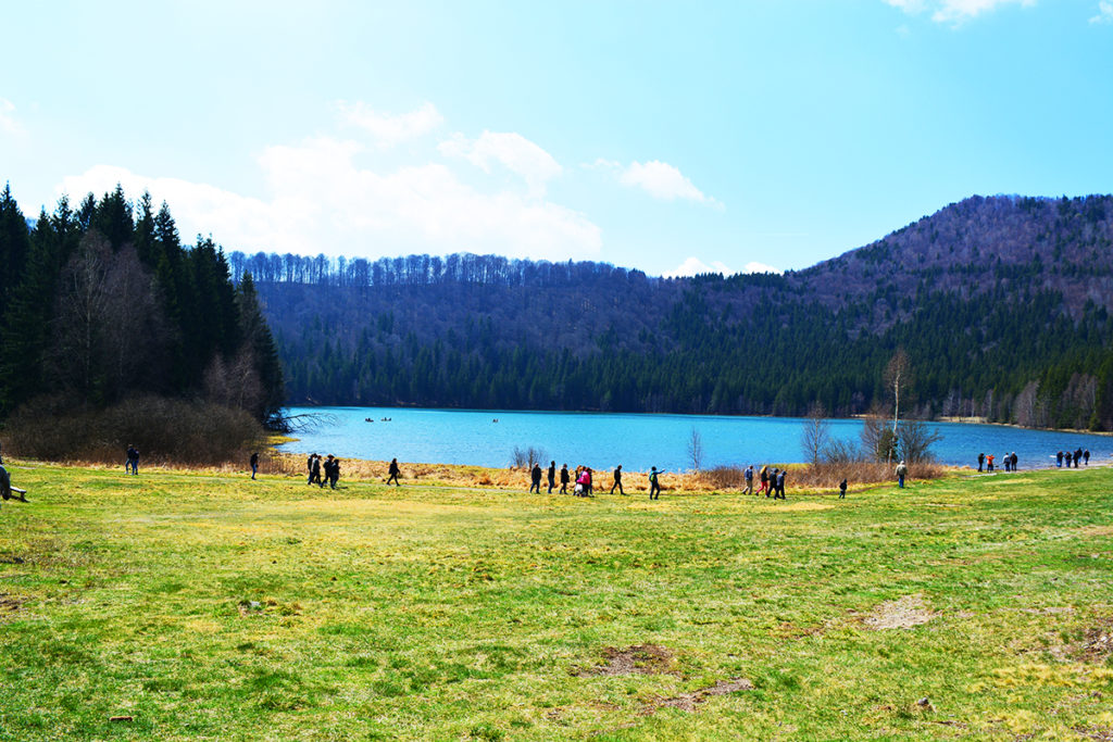 Easter in Tusnad