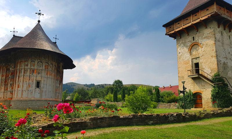 Manastirea Humor, Bucovina