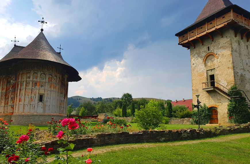 The Ultimate Travel Guide to visit Painted Monasteries of Moldova