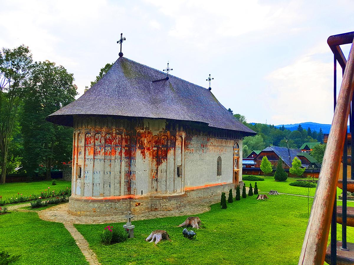 Humor Monastery, Bucovina