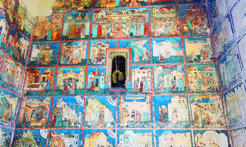 Manastirea Arbore, Bucovina