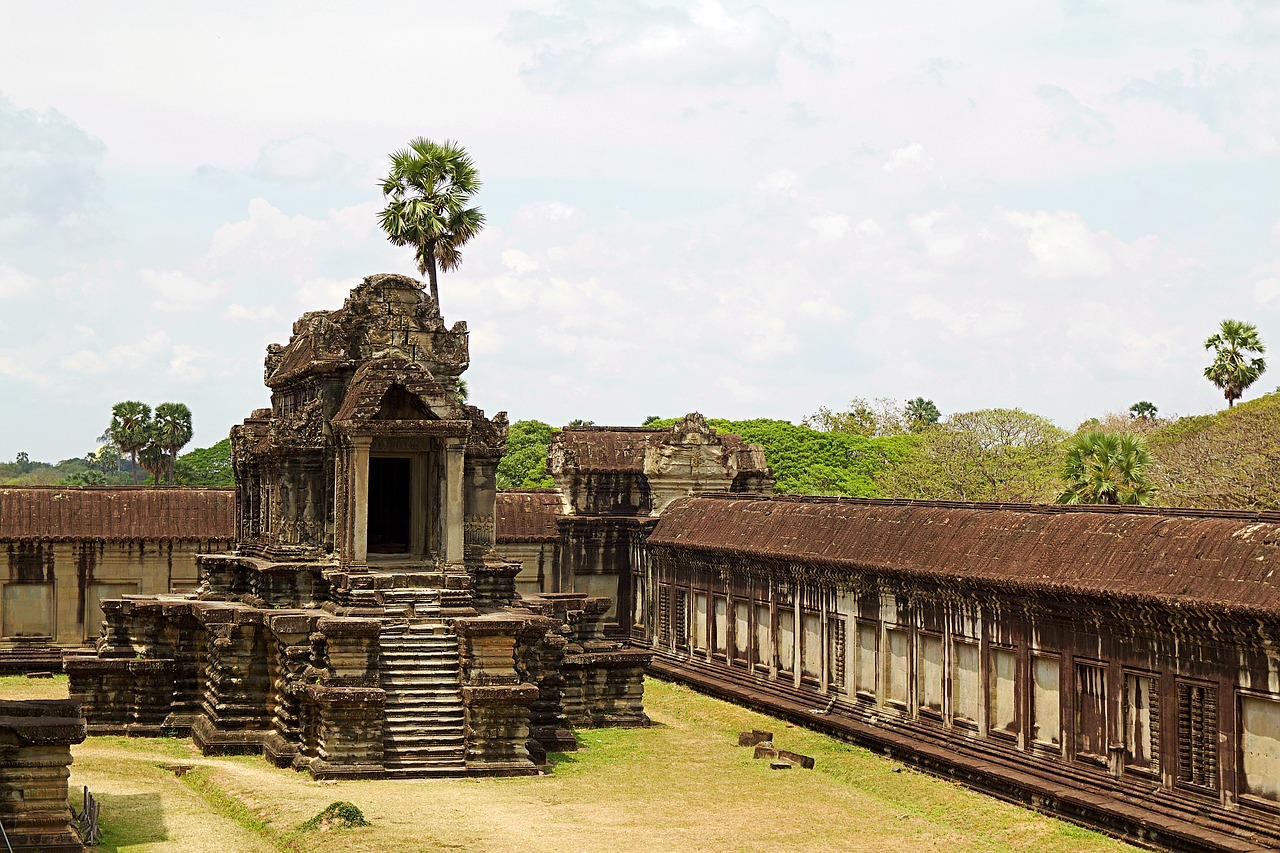 Angkor Wat - Cambodia's most famous temple (3)