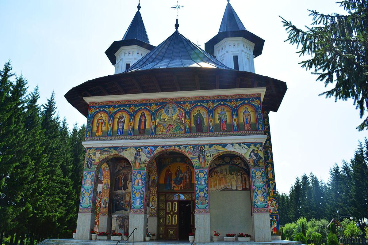 Church of Saint Ioan Iacob, Neamt