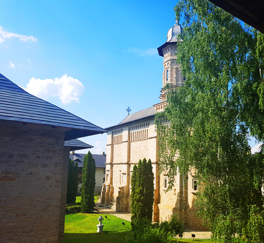 Dragomirna Monastery, Suceava
