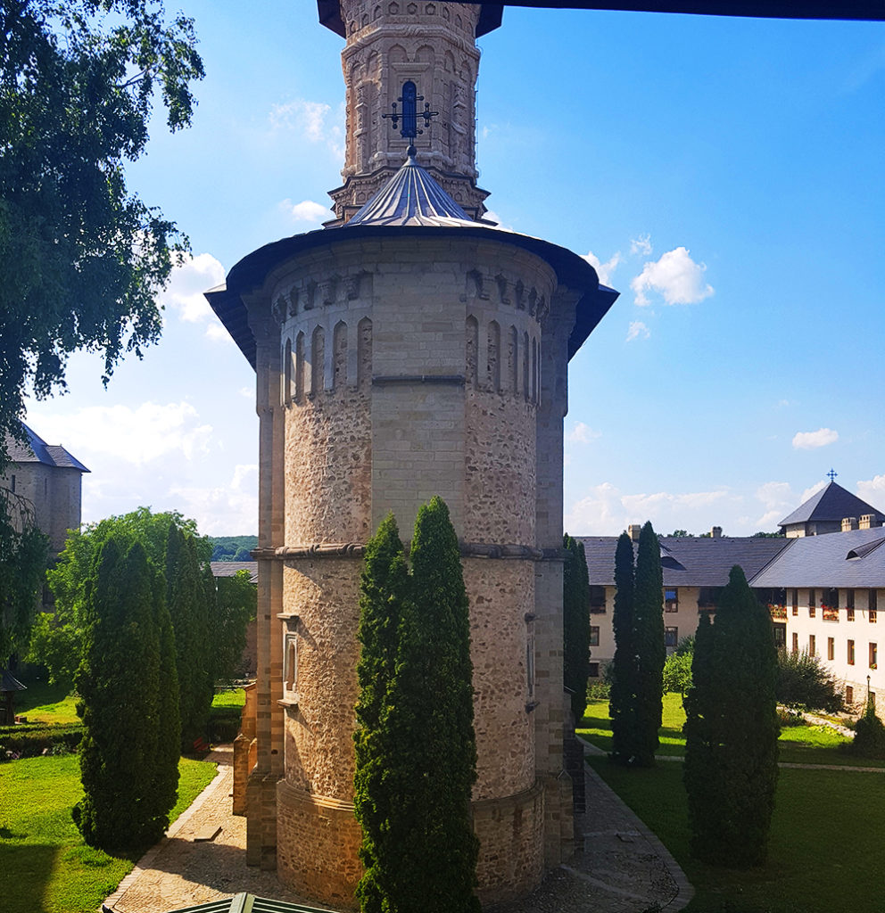 Manastirea Dragomirna, Suceava