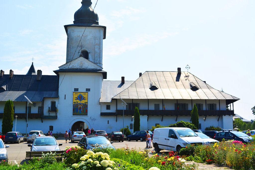 Manastirea Neamt, Romania