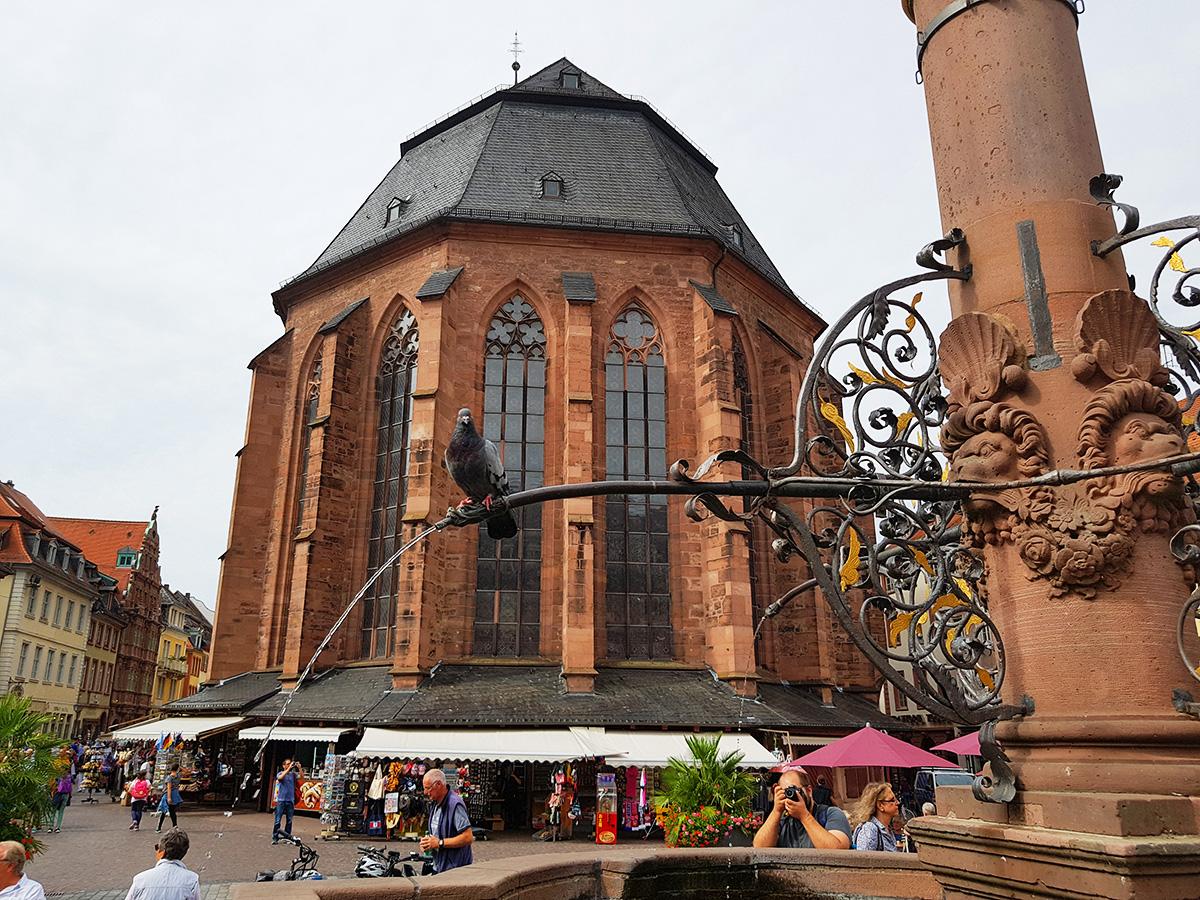 Best Tourist Attractions in Heidelberg Germany