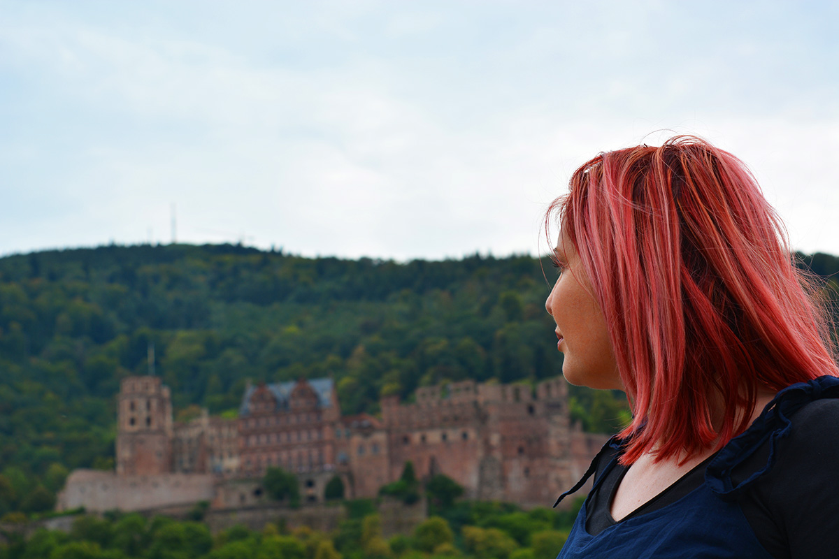 Schloss Heidelberg (Heidelberg Castle), Germany