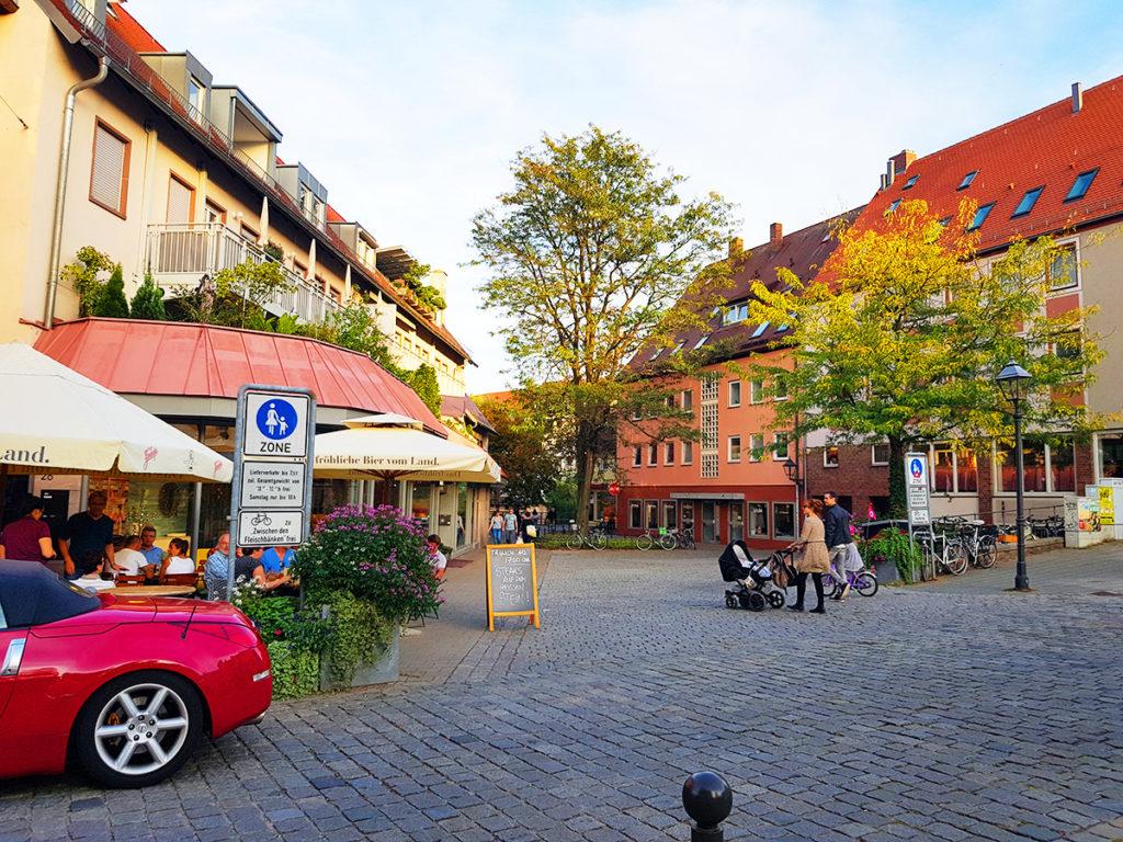 Trödelmarkt, Nuremberg, Germany