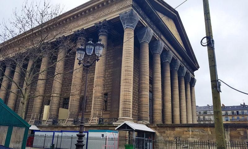Biserica Madeleine, Paris