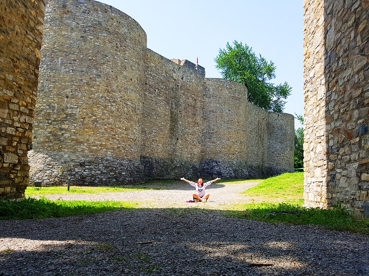 Extraordinary legends of Neamt Fortress