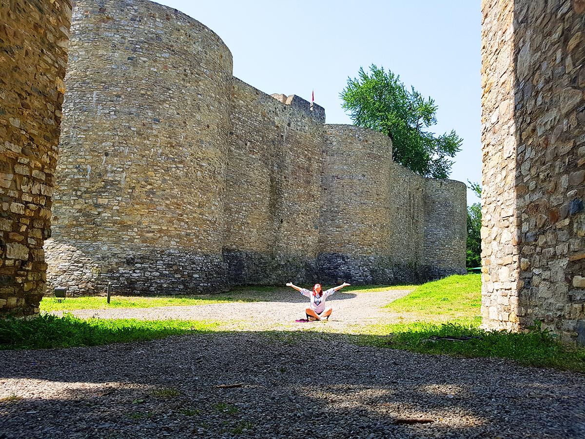 Neamt Fortress, Romania