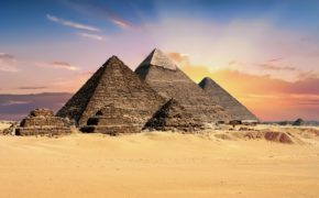 The Great Pyramid- Ancient Egypt - Giza Plateau