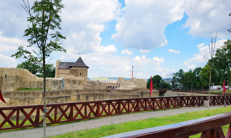 Suceava Medieval Fortress