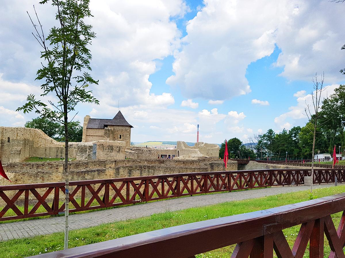 Cetatea de Scaun din Suceava