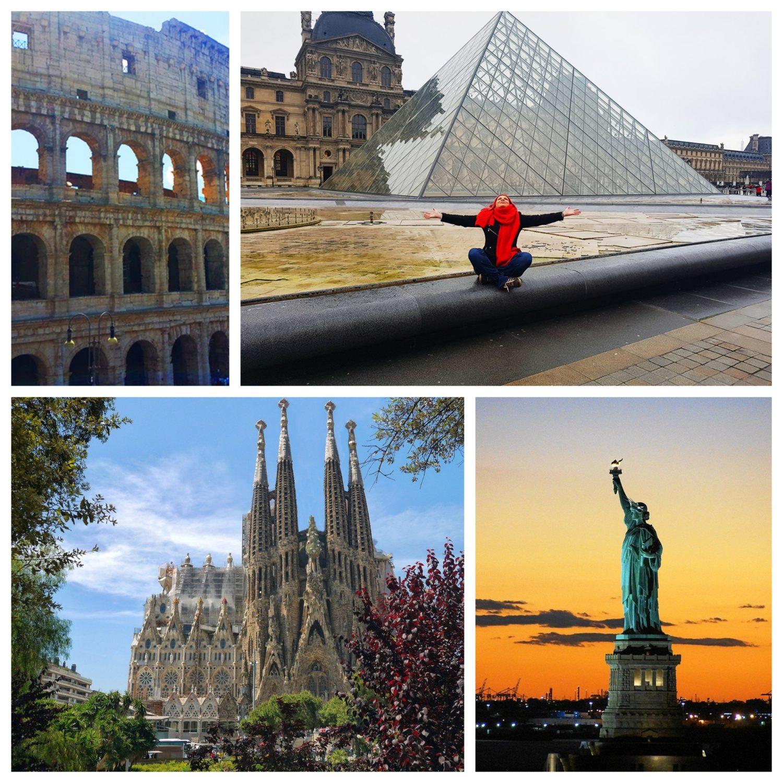 top 10 atractii turistice in lume in anul 2019