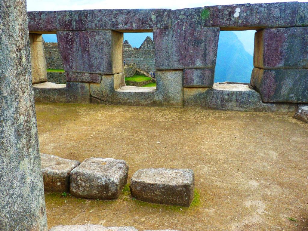 machu-picchu-Templul celor Trei ferestre